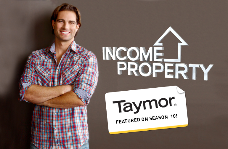 Taymor Signature Door Hardware Products on Income Property