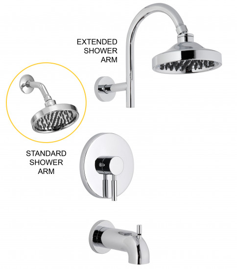 Astral Tub Amp Shower Faucet Taymor Canada