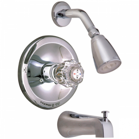 Sunglow - Tub & Shower Faucet | Taymor Canada