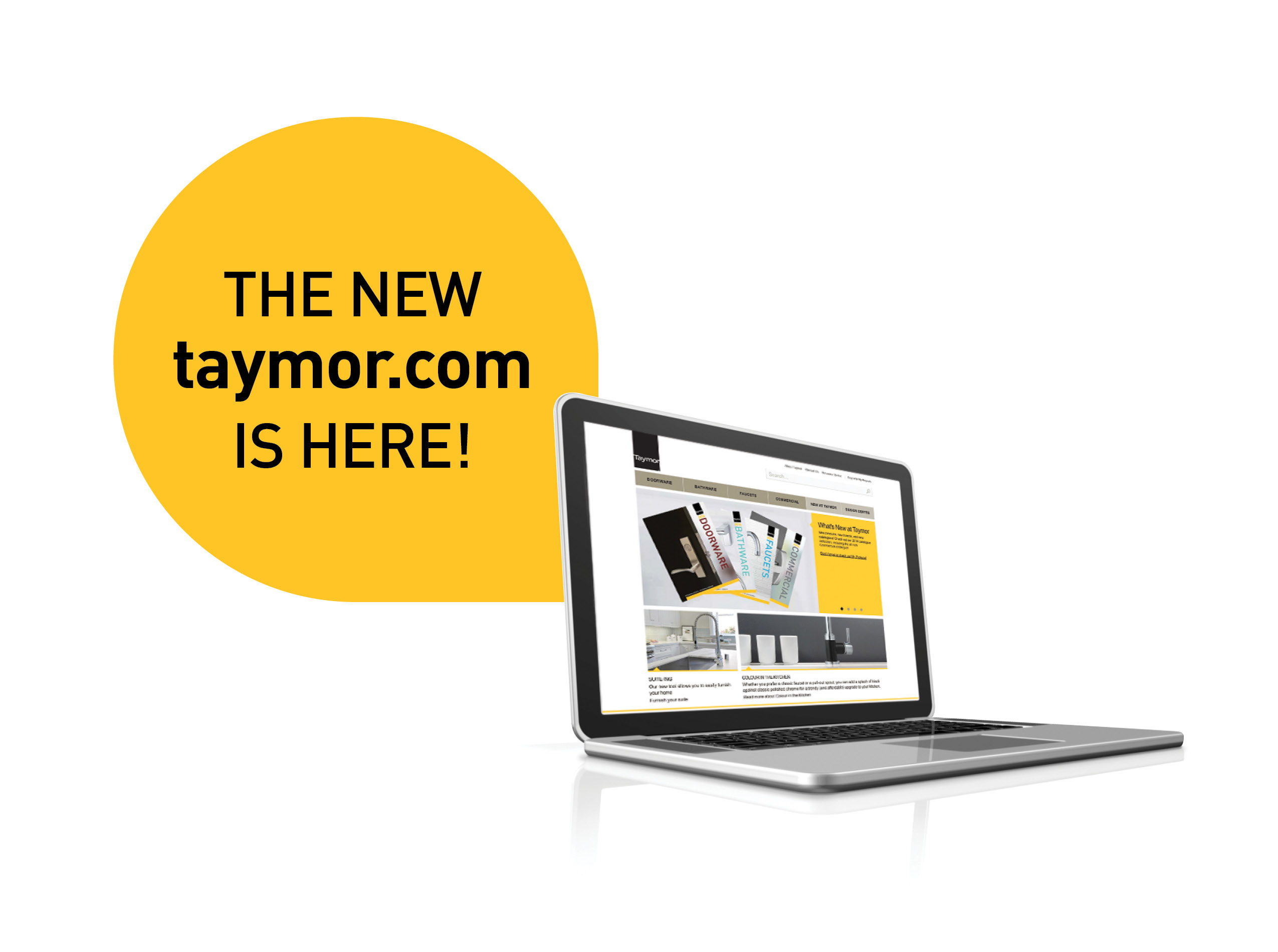 The New Taymor.com is here