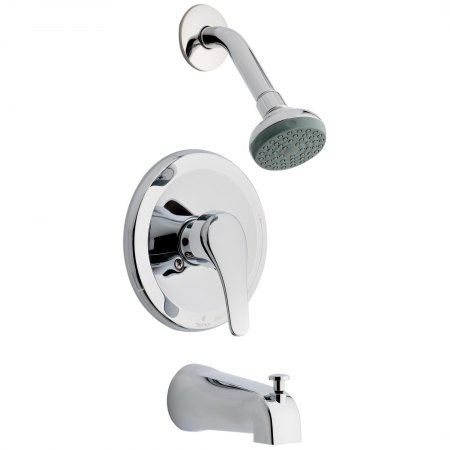 Infinity - Tub & Shower Faucet | Taymor Canada