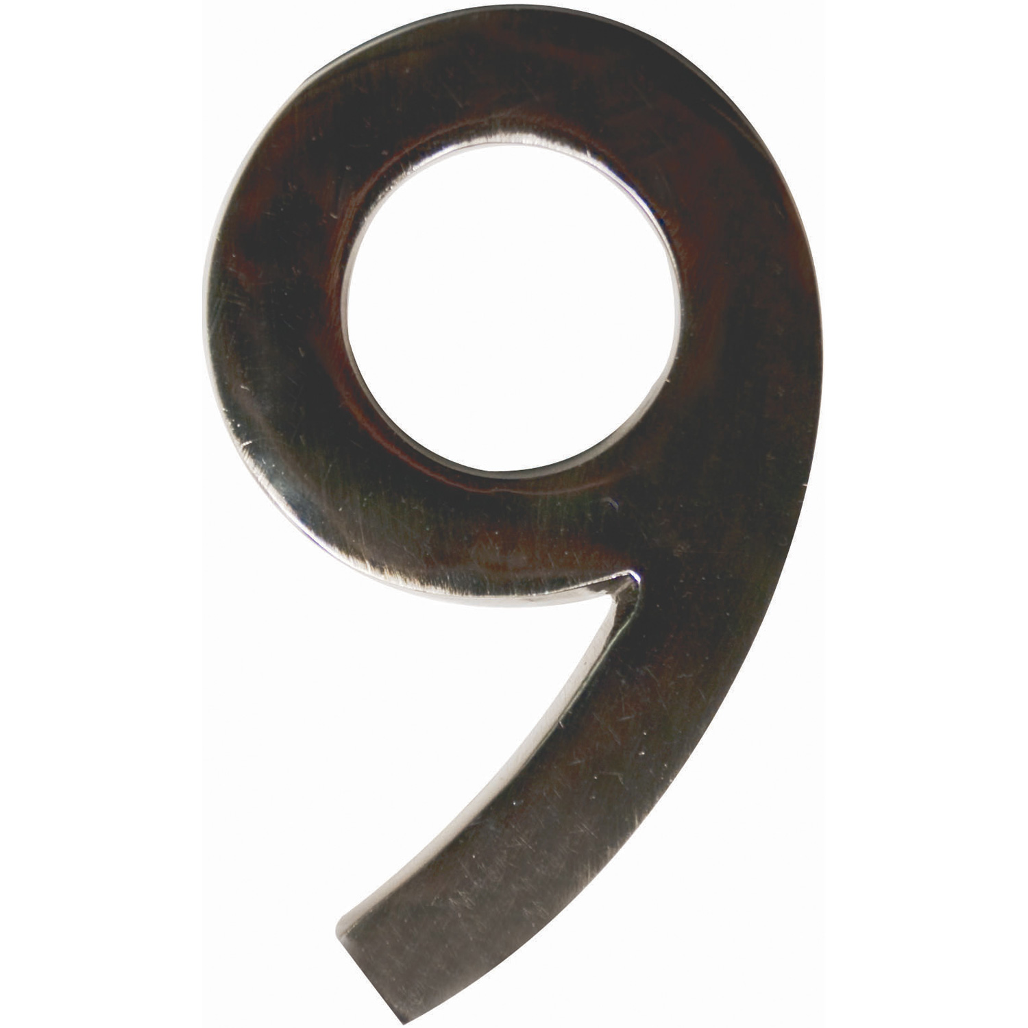Modern style solid brass house numbers taymor canada for Modern house numbers canada