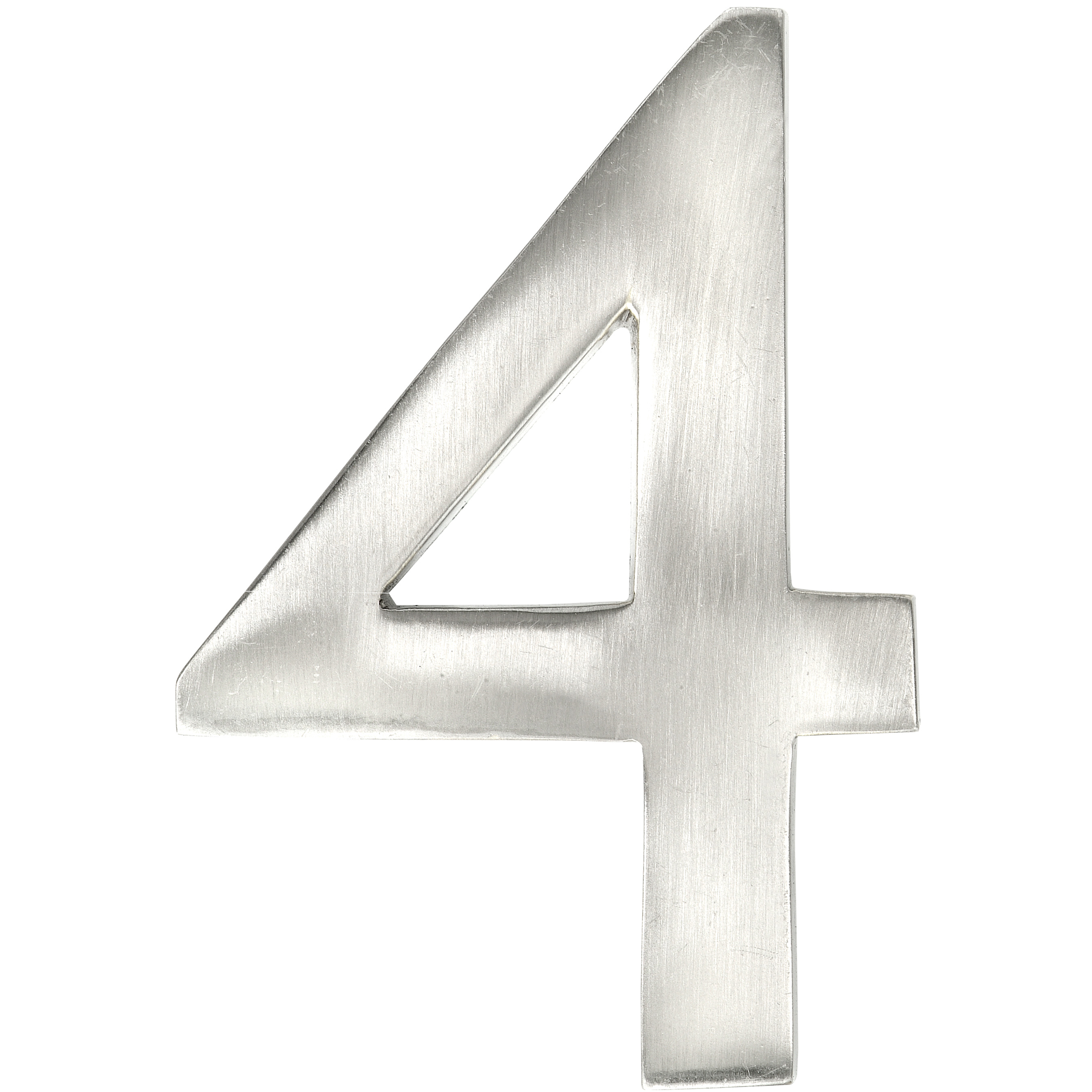 Modern style house numbers house numbers taymor canada for Modern house numbers canada