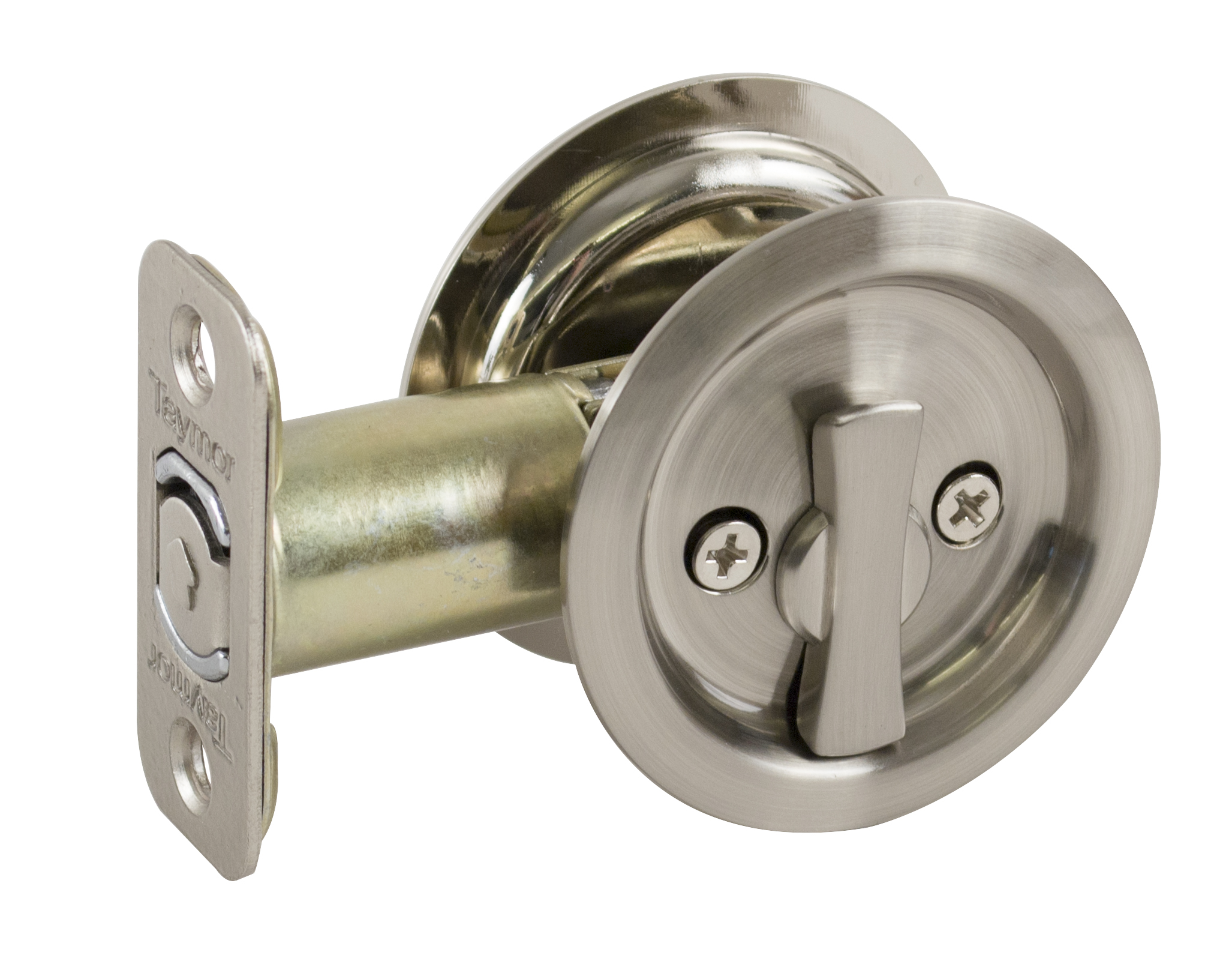 Round Sliding Door Lock - Sliding Door Lock